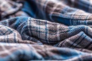 Shirt textile texture