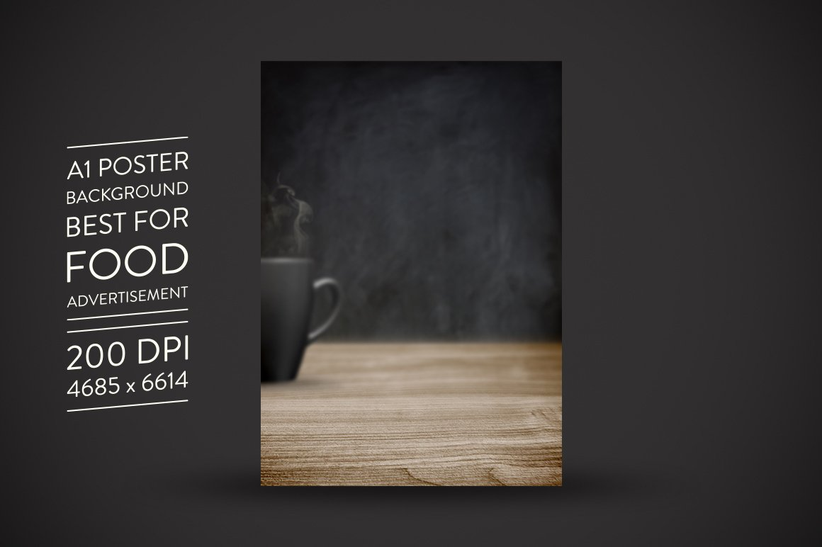A1 Poster Background Flyer Templates Creative Market
