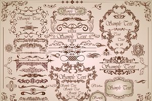 Design Ornament Frames