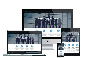 AT Secursy-Security Joomla Template