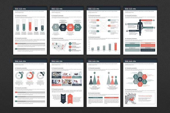 Science Experiment Vertical PPT in PowerPoint Templates - product preview 2