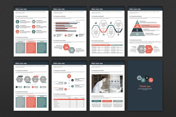 Science Experiment Vertical PPT in PowerPoint Templates - product preview 4