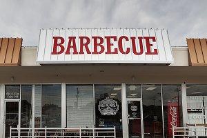Texas Barbeque Restaurant