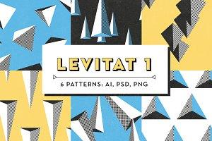 Levitating Pyramids Patterns