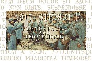 1917 Stencil OTF Set