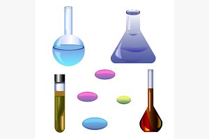 Set chemical ellements