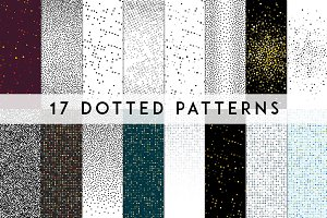 17 Dotted Patterns