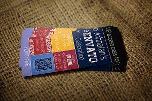 Metro VIP Pass Card