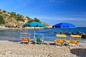 Elba - Sant'Andrea beach