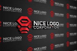 robot ninja logo