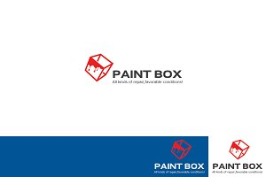 paint box logo