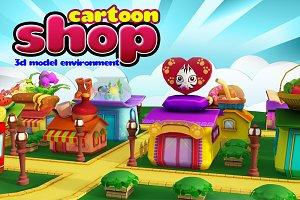 Cartoon Shop