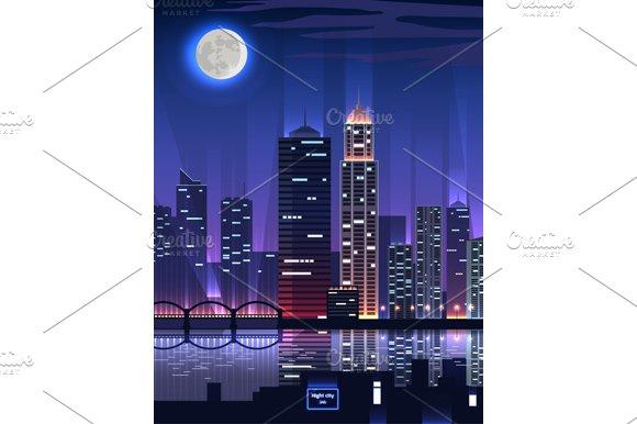 Night City. Megapolis - Illustrations