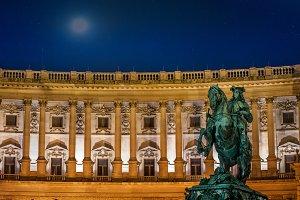 Vienna City night