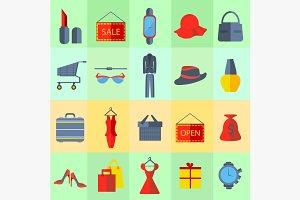 Icons sale items men, womens