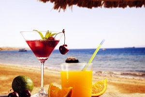 Beach Cicktails