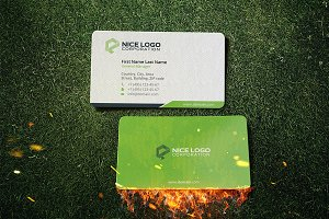 el business card