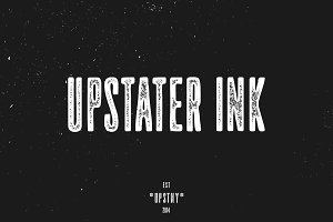 Upstater Ink