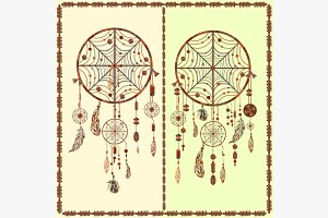 Dream Catcher ethnic Indian