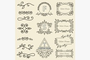 Set Logos, framework,
