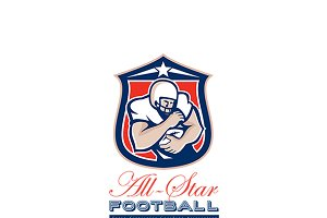 All-Star American Football Coaching