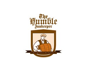 The Humble Innkeeper Logo