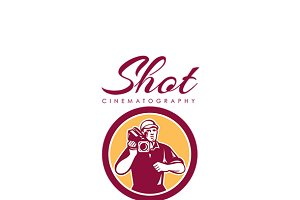Shot Cinematography Logo