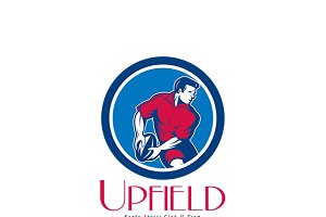 Upfield Rugby Sports Club Logo
