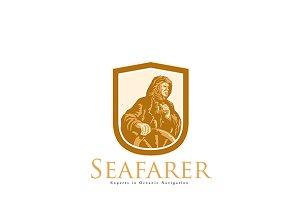 Seafarer Ocean Navigation Logo