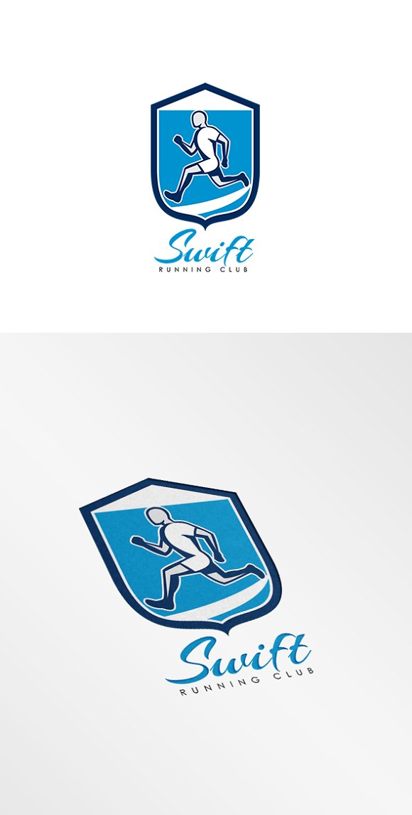 Swift Running Club Logo