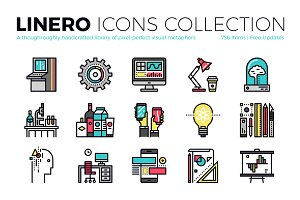 Linero Icons Collection