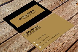 Creative Business Card (MOSBY)