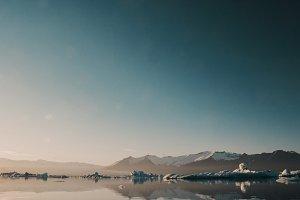 Jökulsárlón Iceland Glacier Lake