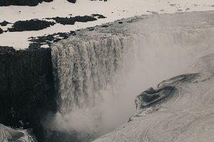 Detifoss Iceland