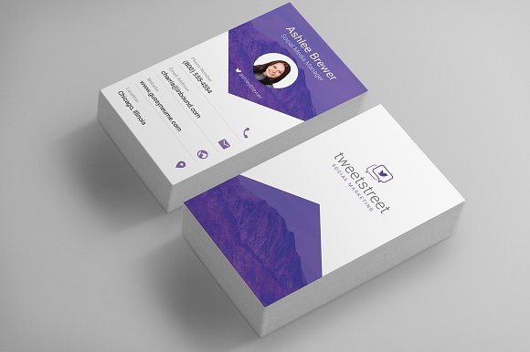 Sleek material design business card business card templates sleek material design business card business card templates creative market colourmoves Image collections