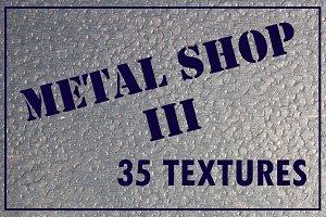 Metal Shop III - 35 Textures