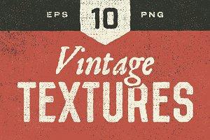 Vintage Textures - 10 Pack