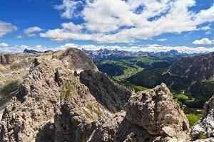 Dolomiti - Badia Valley