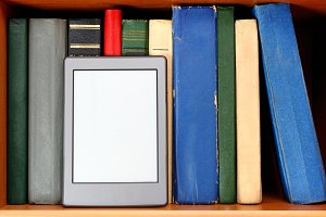 Ebook and old books