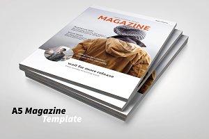 A5 Corporate Magazine