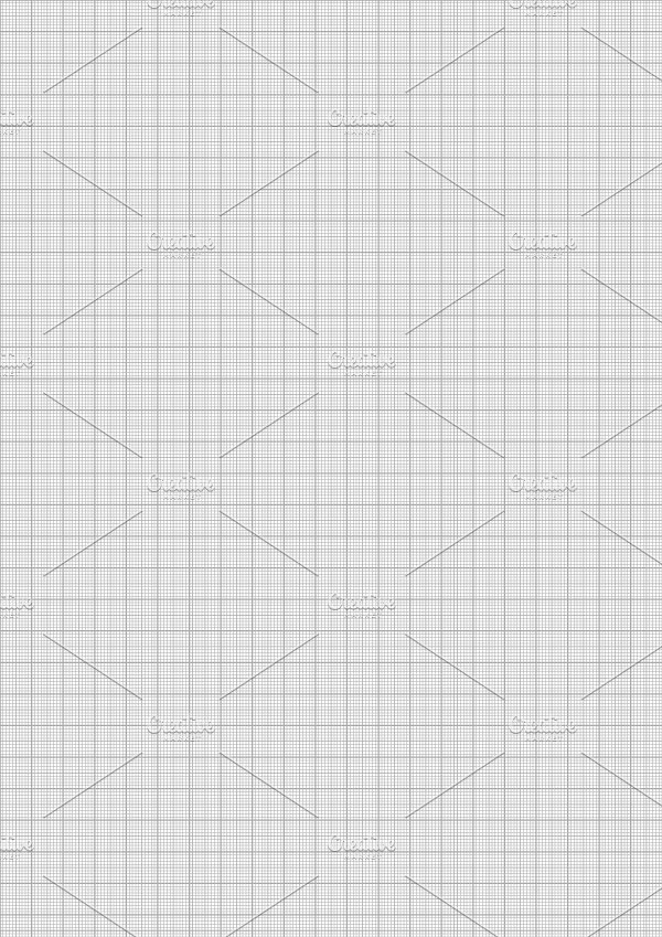 Gray color graph paper ~ Graphic Patterns ~ Creative Market