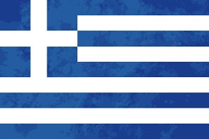 True proportions Greece flag