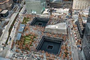 9/11 Memorial park