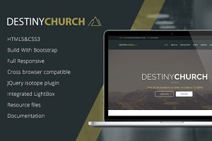 DestinyChurch Theme