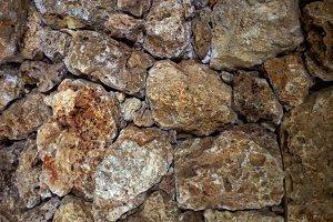 Porous Rock Backgound