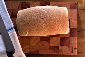 Fresh Baked Bread II
