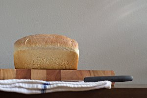 Fresh Baked Bread IV