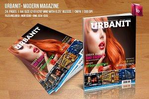Urbanit - Modern Magazine