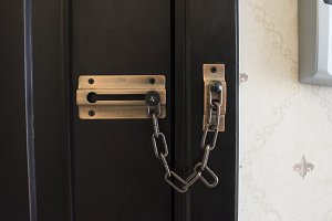 Door Chain Lock