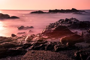 Sunrise on the Coast of the Sun